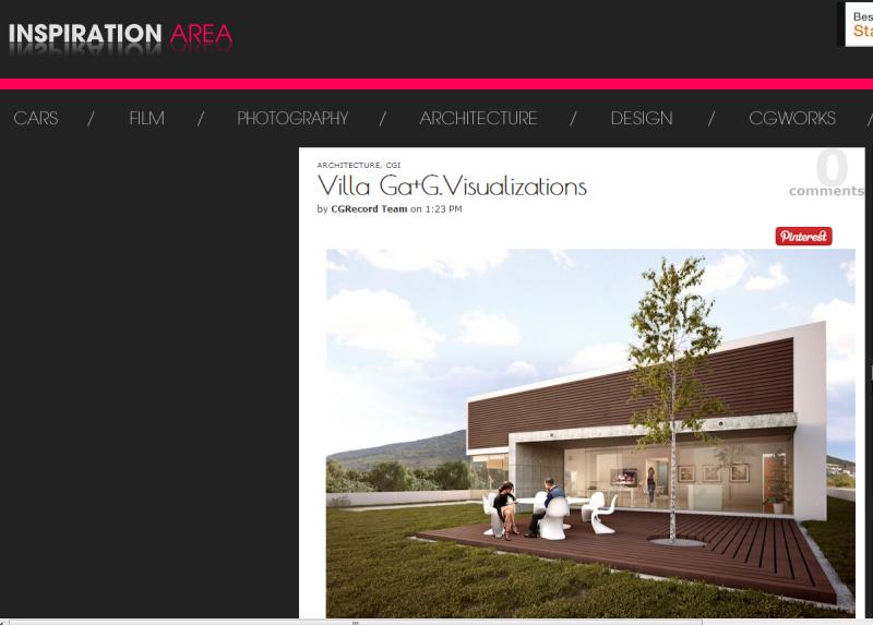 CG Record - Villa GA+G