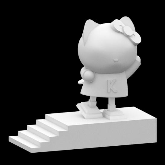 Hello-Kitty_model
