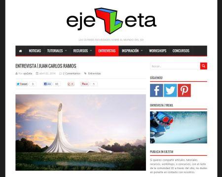 Entrevista Ejezeta